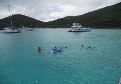 kids-snorkeling-off-ivans