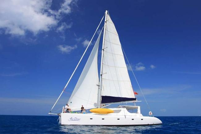 Yes Dear 58′ cat take $1000 off rates