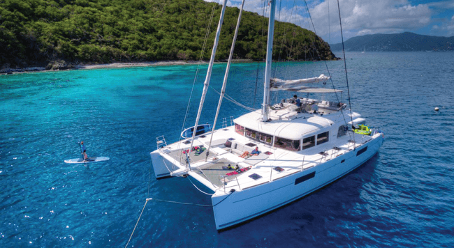 Altesse 56′ cat Save $4K off 7 night charters and more