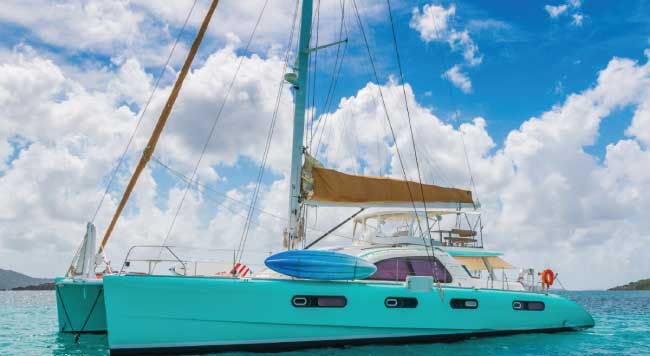 What is the Difference Between Crewed and Bareboat Charters?